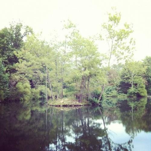 instagram lake